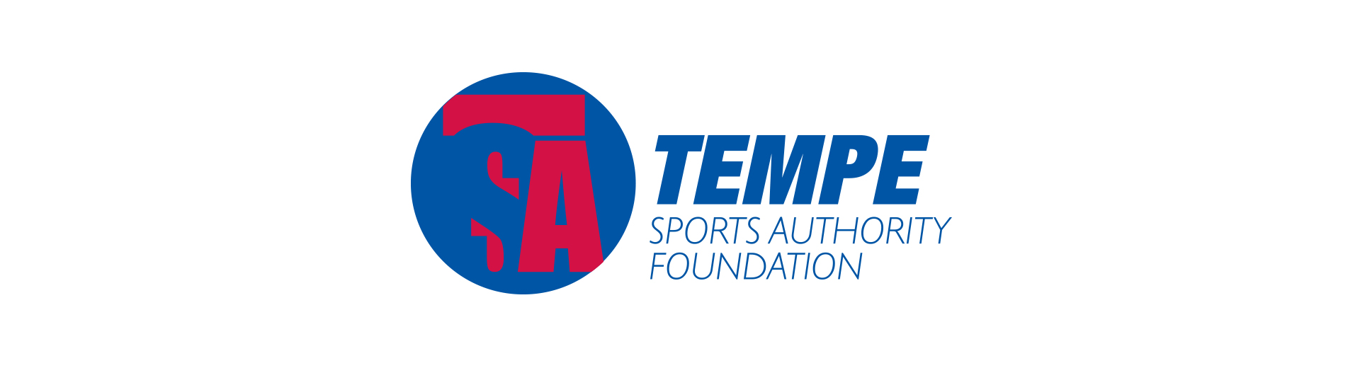 Tempe Sports Authority Foundation Logo Design