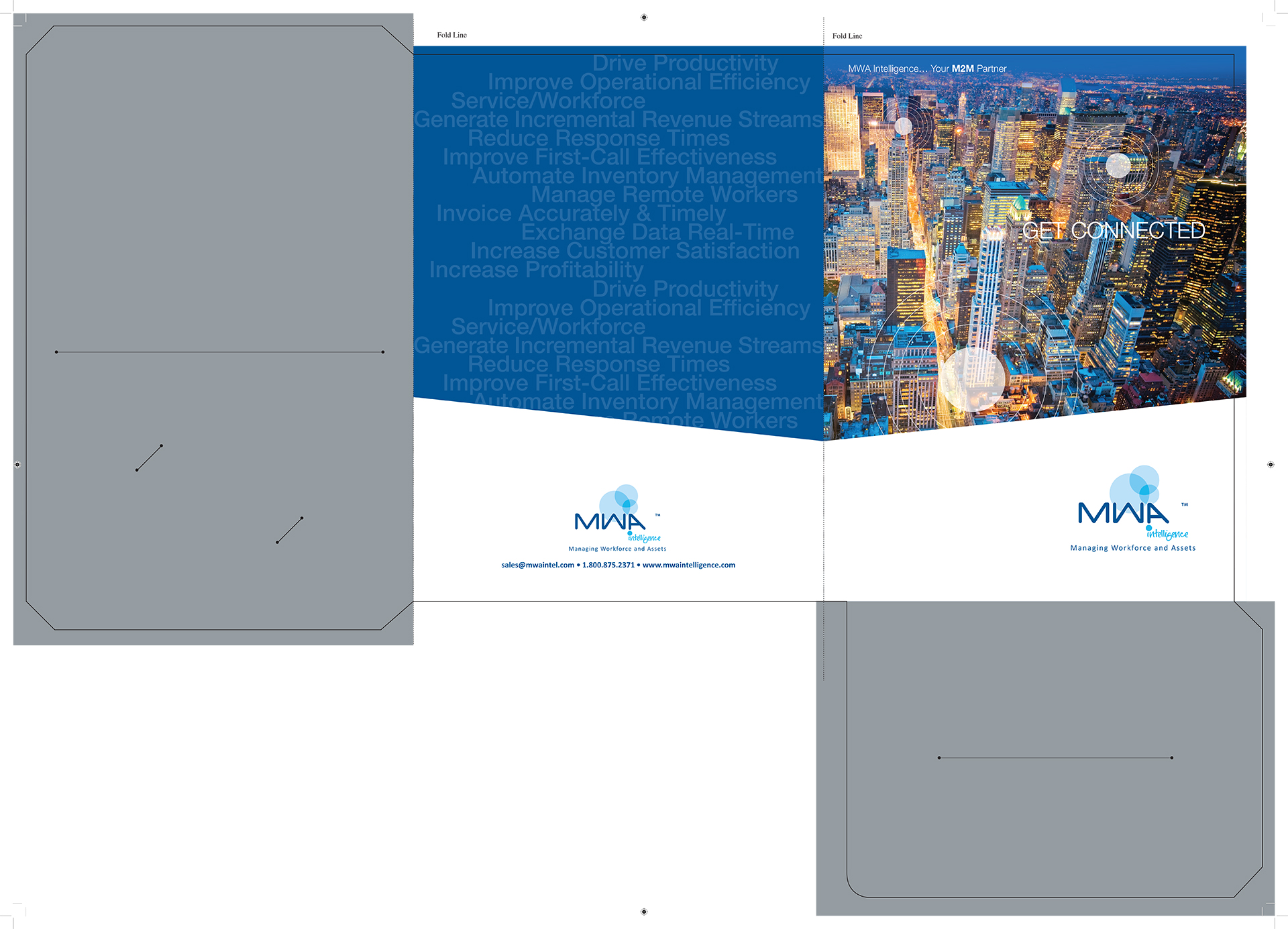MWAi Custom Pocket Folder Design