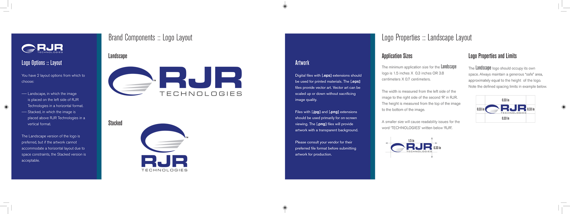 RJR Technologies Re-Branding Project