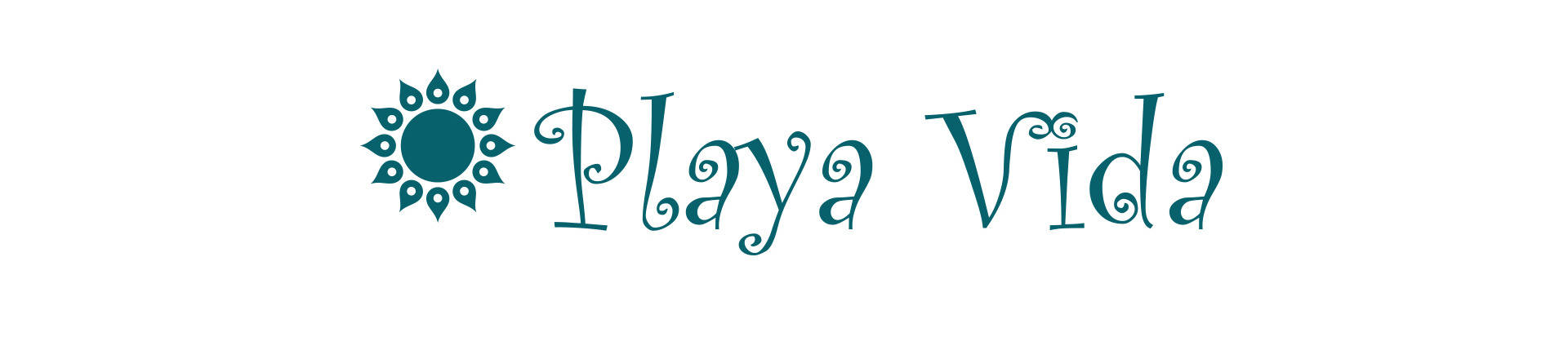 Logo Design Playa Vida